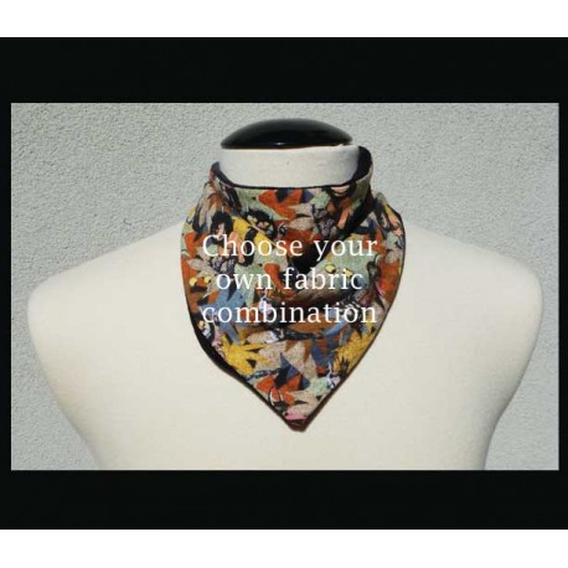 Custom Rogey Petite Scarf (bandana)