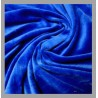 Bamboo Velour - Royal Blue