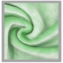Bamboo Velour - Mint Green - 1 yard
